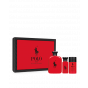 Set Polo Red By Ralph Lauren