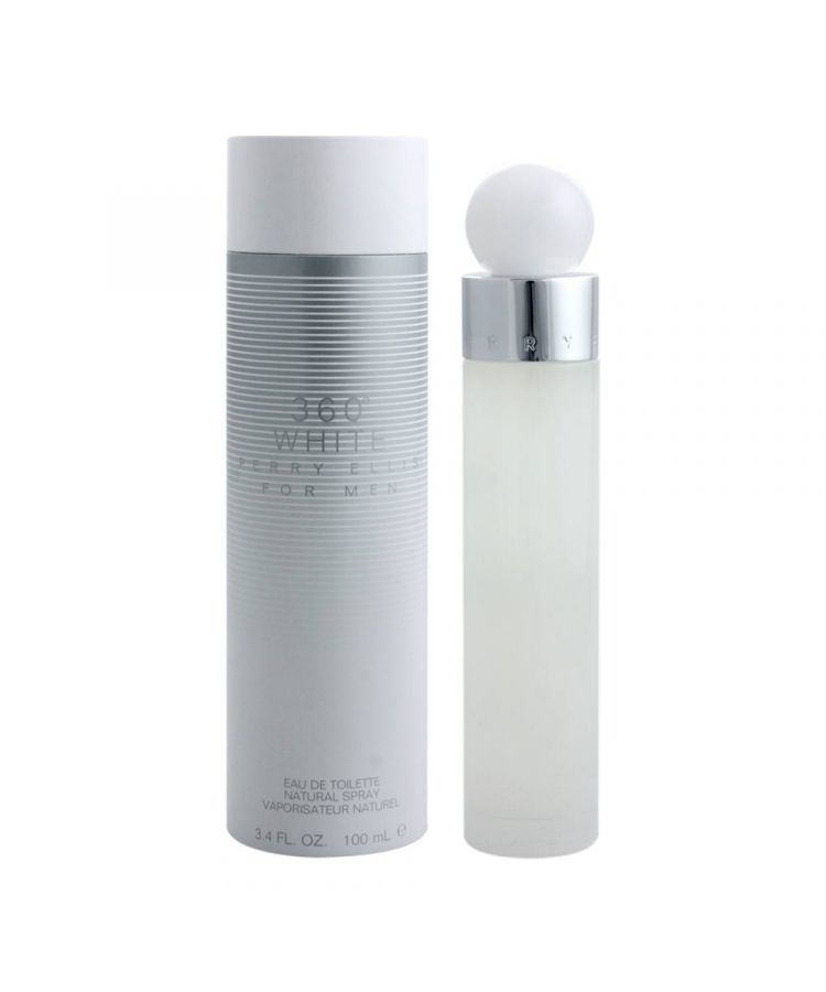 360° White For Men By Perry Ellis