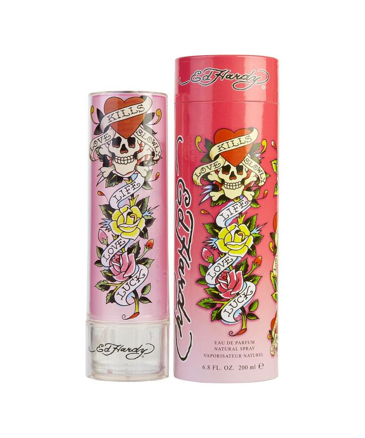 Ed Hardy Woman By Christian Audigier