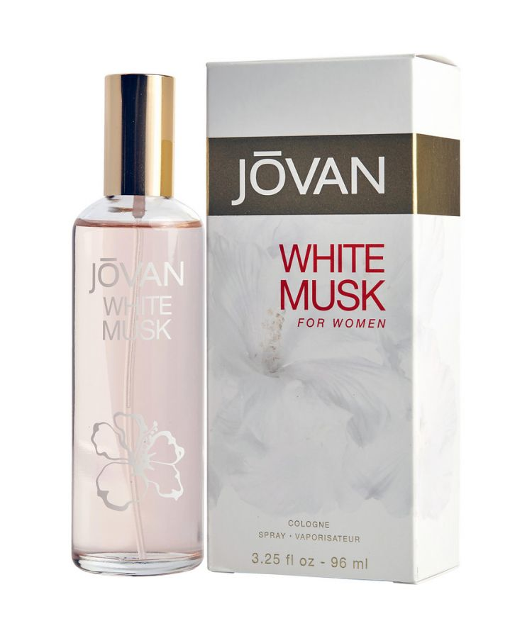 White Musk By Jovan