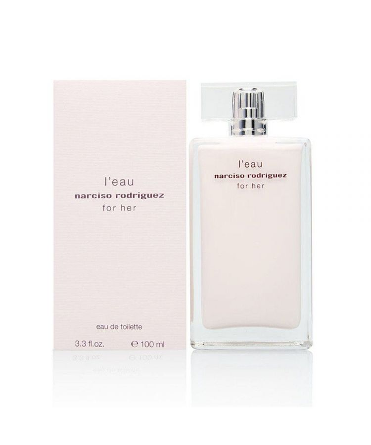 Narciso Rodriguez L'eau For Her By Narciso Rodriguez