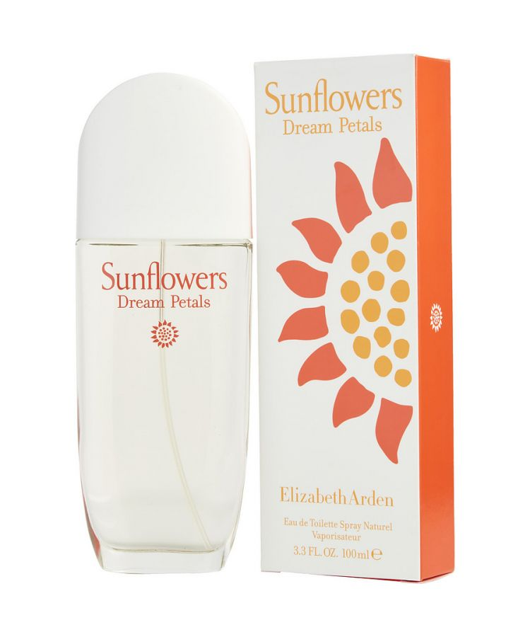 Sunflowers Dream Petals By Elizabeth Arden