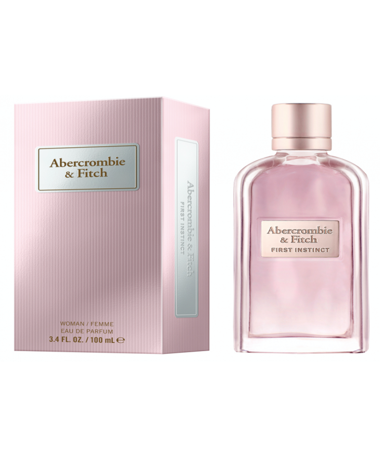 First Instinct for Her By Abercrombie & Fitch