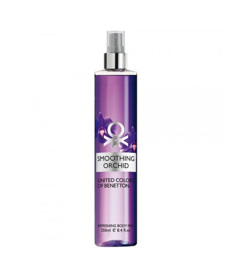Body Mist Smoothing Orchid By Benetton