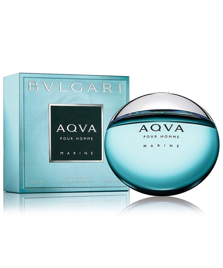 Aqva Pour Homme Marine By Bvlgari