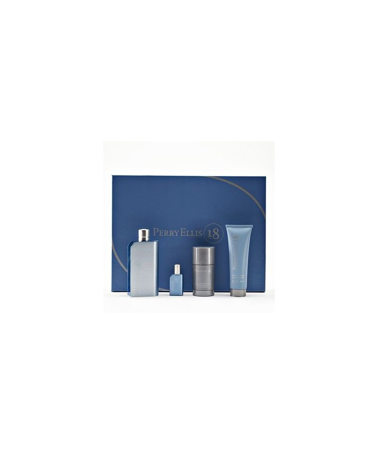 Set 18 For Men By Perry Ellis