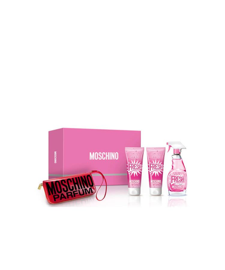 Set Fresh Coture Pink By Moschino