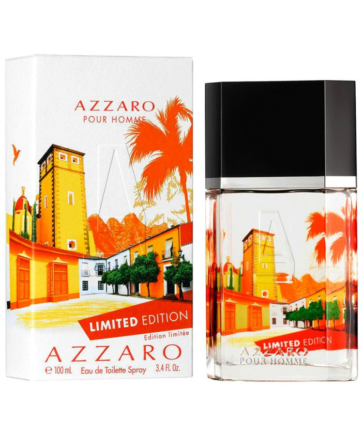 Azzaro Pour Homme Edition Limited By Azzaro