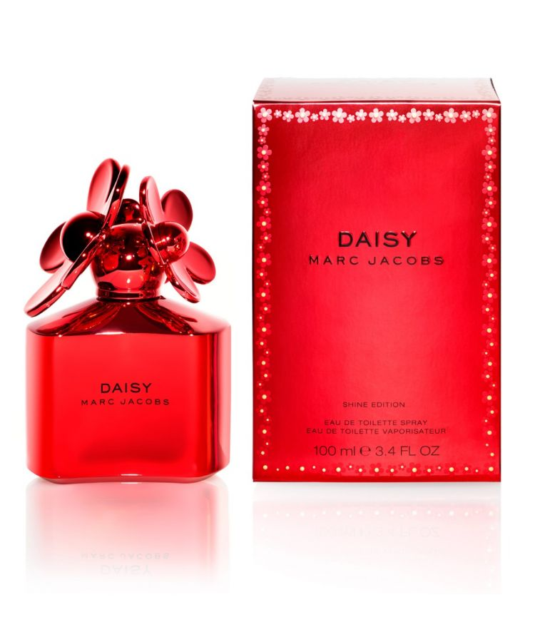 Daisy Shine Red By Marc Jacobs