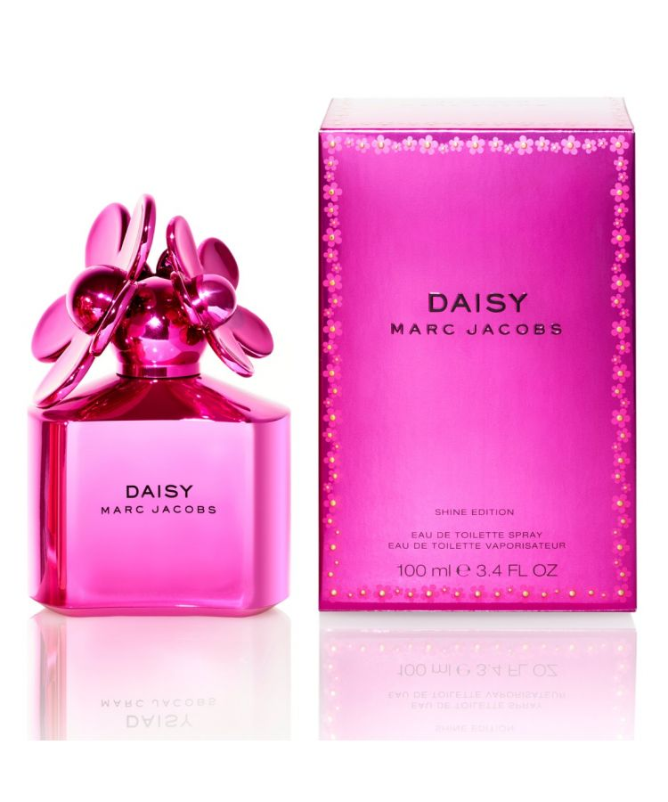 Daisy Shine Pink Edition By Marc Jacobs