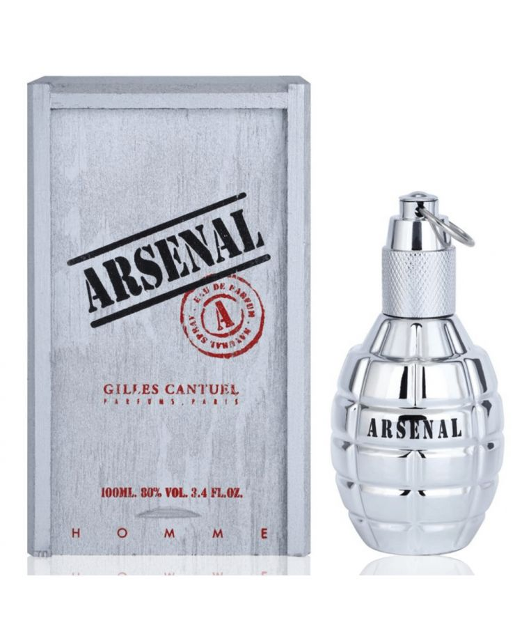 Arsenal Platinum By Guilles Cantuel