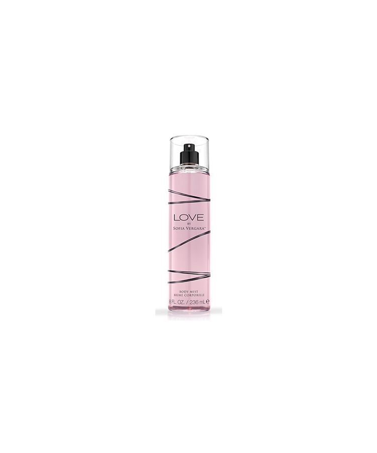 Body Mist Love By Sofia Vergara