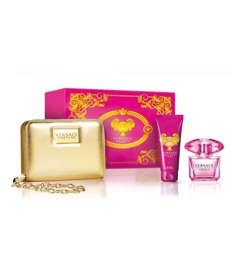 Set Bright Crystal By Versace