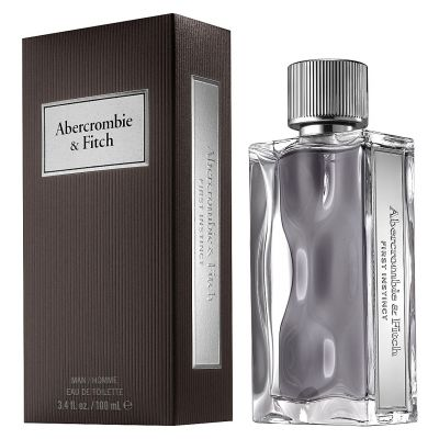 First Instinct Men By Abercrombie & Fitch
