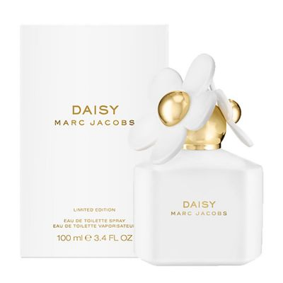 Daisy White Limited Edition By Marc Jacobs