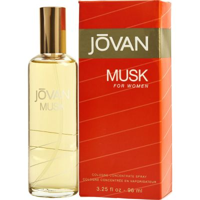 Jovan Musk For Women By Jovan