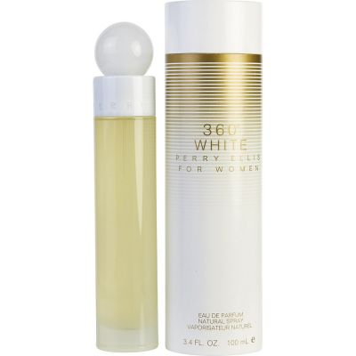 360° White For Woman By Perry Ellis