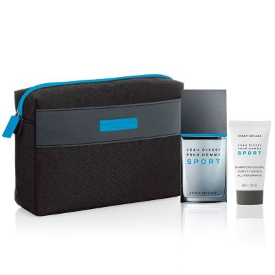 Set L'Eau d'Issey Pour Homme Sport By Issey Miyake