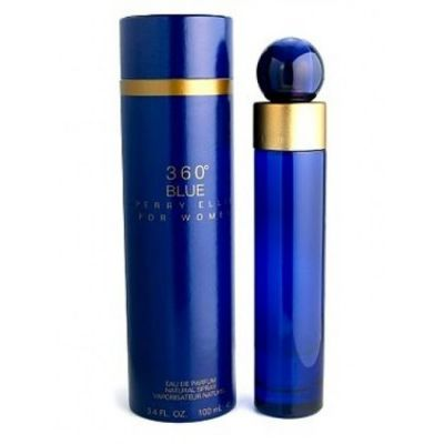 360 BLUE FOR WOMEN BY PERRY ELLIS