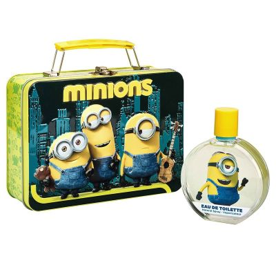 Set Minions con Lonchera By Illumination Unisex