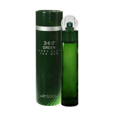 360° Green for Men By Perry Ellis