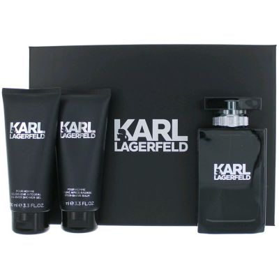 Set Karl Lagerfeld for Him By Karl Lagerfeld