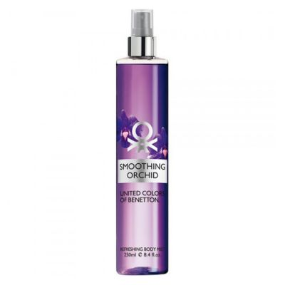Body Smoothing Orchid By Benetton