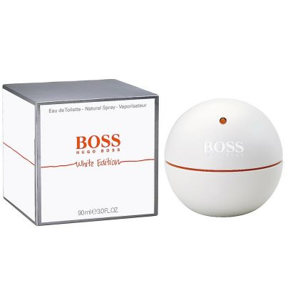 BOSS IN MOTION WHITE EDITION BY HUGO BOSS