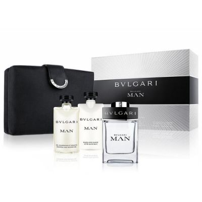 Set Bvlgari Man Extreme By Bvlgari