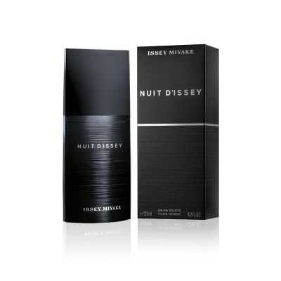 Nuit D´Issey By Issey Miyake