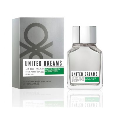 United Dreams Aim Hight By Benetton