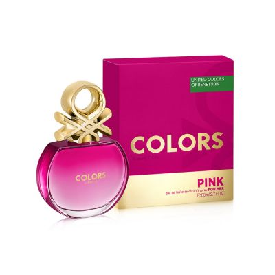 Colors Pink by Benetton