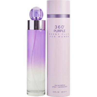 360° Purple By Perry Ellis
