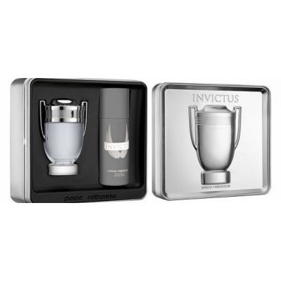 Set Invictus By Paco Rabanne