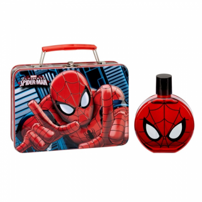 Set Spiderman con Lonchera By Marvel para Niño