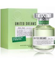 United Dreams Live Free By Benetton