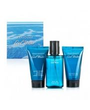 Set Cool Water By Davidoff