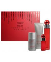 Set 360° Red for Men By Perry Ellis