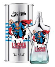 Le Male Superman Eau de Fraiche By Jean Paul Gaultier