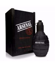 Arsenal Black By Gilles Cantuel